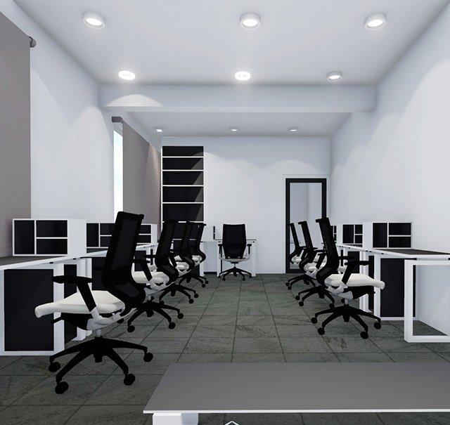 Uniqlo Office Space